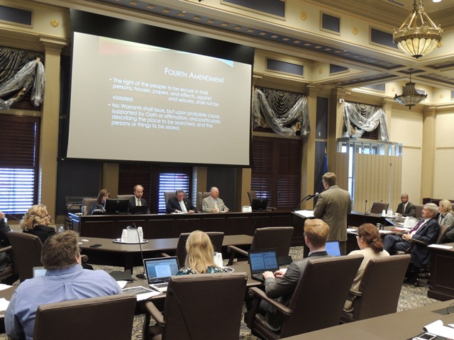 The Senate Public Safety Committee heard testimony from various agencies, businesses and organizations Wednesday about issues and concerns surrounding the increase in popularity of drones.